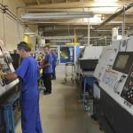 Prelucrari prin aschiere pe CNC
